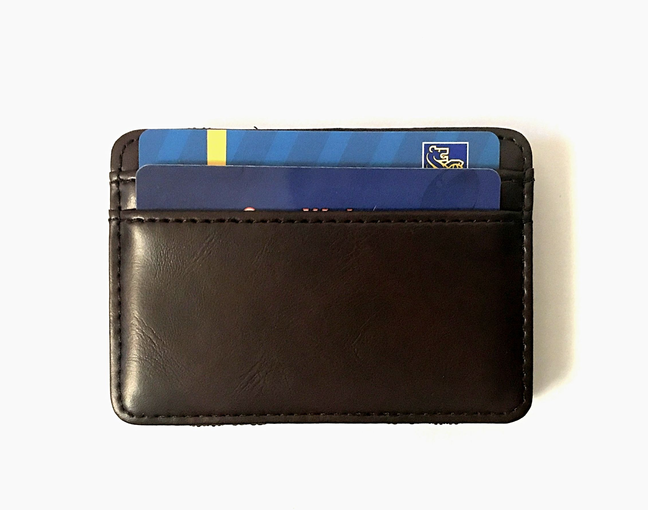 New Leather Men Wallet